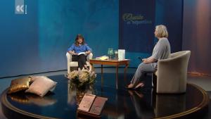 Fabiana Licciardi, ospite di Quarta di copertinaNello Studio 3 di TV Capodistria Fabiana Licciardi racconta la sua ricerca sull'industria dell'intrattenimento durante la Prima guerra mondiale a Trieste.